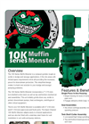 Muffin Monster - Model 10K Series - Brochure