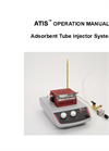 ATIS (Adsorbent Tube Injector System) Operation Manual