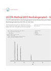 US EPA Method 8015 Nonhalogenated (Solid Waste/Ground Water Nonhalogenated by GC-FID) on SLB-5ms