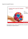 Supelco Ionic Liquid GC Columns Applications