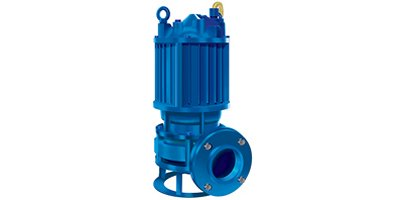 Model WR, WV & WP Series - Submersible Waste Water Pumps