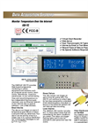 Web-Based Remote Environmental Monitor iSD-TC Brochure