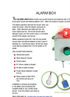 Alarm Box - Brochure