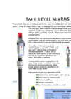 Tank Level Alarm - Two Point Brochure