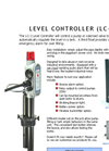LC-2 Liquid Level Controller Brochure