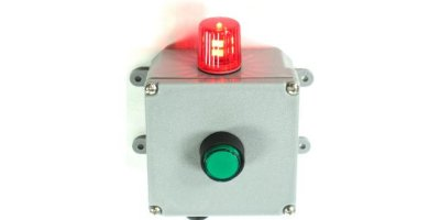 Gizmo Engineering - Model AB-2R - Alarm Box AC Power with Relay