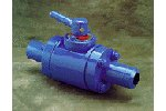 High Pressure Compact Valves