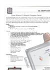 OSSIM-TP-3-B - Three Phase Simplex – Brochure