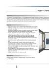 Hydra - Transducer Control Panels Brochure