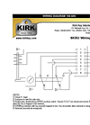 KIRK - - Wiring Diagrams Brochure