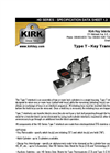 KIRK - Model SD Series Type T - Key Transfer Block - Brochure