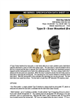 Kirk - Model MD Series Type D - Door Mounted (Detachable) Interlock - Brochure