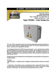 Kirk - Model Type TDKRU - Electromechanical Interlocks - Time Delay Unit - Brochure