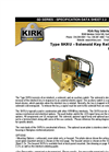KIRK - Model SD Series Type SKRU - Solenoid Key Release Unit - Brochure