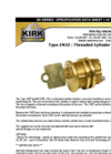 KIRK - Model Type CN22 - Threaded Cylinder Interlock
