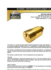 KIRK - Model Camlock - Compact, Threaded Cylinder Interlock - Brochure