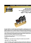KIRK - Model MD Series Type T - Medium Duty - Key Transfer Block - Brochure