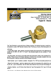 KIRK - Model SD Series Type B - Base Mounted Interlock - Brochure