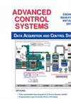 Data Acquisition and Control Systems- Brochure