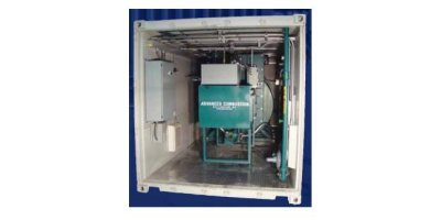 Advanced Control Systems - Model PC Series - Portable Containerized Incinerator