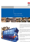 Model MBG - Big Crusher Brochure