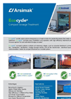 Ecocycle - Mobile WWTP Systems Brochure