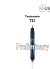 TS1 Preliminary Expert User Guide Brochure