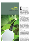 Leaf Wetness Sensor Information Brochure