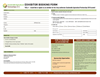 4th Summit In Our Global Series On Sustainable Agriculture - Exhibitor Form Brochure