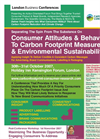 First Carbon Footprint Consumer Research Programme