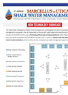 5th Annual Marcellus & Utica Shale Water Management Initiative 2015 - Exhibition Floor Plan