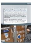 Public Health Preparedness Brochure