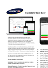 Inspector - Safety Inspection Software