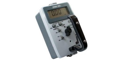 Model DSM-502 - Digital Radiation Survey Meter Internal Detector