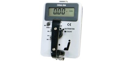 Model DSM-504 - Digital Radiation Survey Meter with Internal Detector