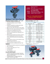 Type 23 - Multiport Thermoplastic Ball Valves (1/2 to 6) - Datasheet