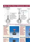 Ball Valve Options - Datasheet