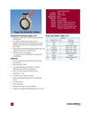 Type 56 Thermoplastic Butterfly Valves - Datasheet