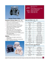 Thermoplastic Swing Check Valves - Datasheet