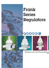 Thermoplastic Frank Series Regulators & Flowmeters - Datasheet