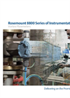 Rosemount 8800 Series Vortex Flow Meters - Brochure