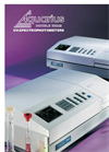 7000 Series Double Beam UV-VIS Spectrophotometer Brochure