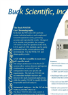 910/310 Gas Chromatographs Brochure