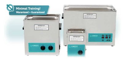 Benchtop Ultrasonic Cleaners