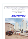 Air Strippers- Brochure