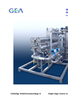 Single Stage Reverse Osmosis Plant