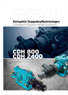 Model CDH 800 - Double Head Drilling Systems Brochure