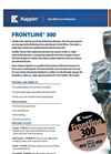 Frontline - 300 - Chemical/FR Protection Suit Brochure