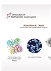 Brookhaven - Model NanoBrook Omni - Particle Size Analyzer - Brochure