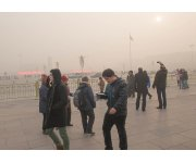 Study: Air pollution cut northern China lifespans